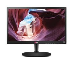 Monitor para PC LED LG 19M35D 1366 x 768