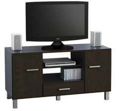 Mesa TV + Home Theatre Centro Estant MT1040 wengue